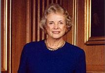 Sandra Day OConnor by Public Domain http://feedproxy.google.com/womeninhistory