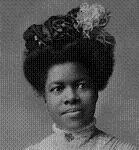 Nannie Helen Burroughs by Public Domain http://www.loc.gov
