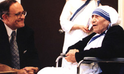 Mother Teresa by Public Domain http://feedproxy.google.com/womeninhistory