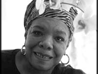 Maya Angelou by Public Domain http://feedproxy.google.com/womeninhistory